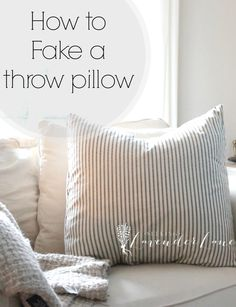 How to Fake a Throw