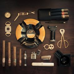 Kit. Cigar is also considered as one of the luxury items and is counterfeited a lot. Initially it was exclusively for high class people to flaunt their richness but now with the increasing trend of smoking it is now smoked by middle class people as well.