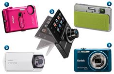 Best compact cameras - great gift for RVers!