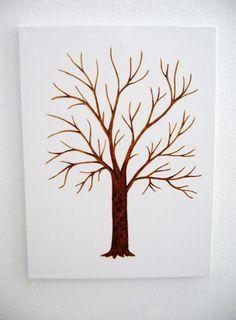 basic tree, add fingerprint leaves