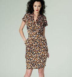 Vogue 1287 DKNY