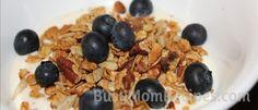 Healthy granola reci...
