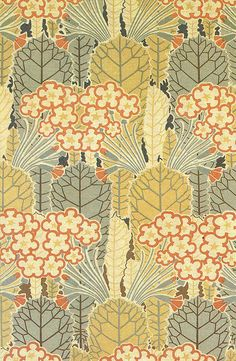antique pattern | Rene Beauclair 1900