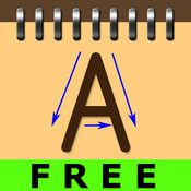 ABC Easy Writer #iOS (FREE) nonapprov app, abc easi, ios, hd free, easi writer, inappropri ad, number, writers, iphon app