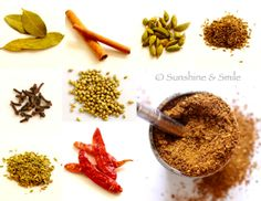 Garam Masala (Indian Spice Mix)