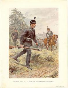 Royal Scots 4th 5th Battalions (Queens Edinburgh Rifles)