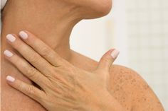 Get Rid of Turkey Neck: How to banish that wattle of loose skin and tame that turkey neck once and for all.