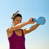 A Simple Kettlebell Workout for Beginners - Fitness - Everyday Health
