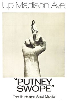 Extra Large Movie Poster Image for Putney Swope