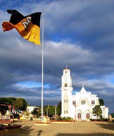 Yauco's Town Plaza ~ Yauco, Puerto Rico