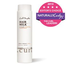 Hair Milk Co-Wash Cleansing Conditioner--this stuff is SO good! #perfectperfected
