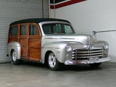 1948 Ford Woody Wagon