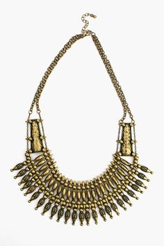 Artifact Collar Necklace
