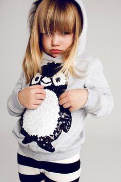 #Kids Fashion  Moda para invierno #modainfantil