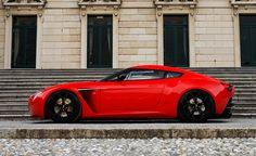 Aston Martin V12 Zagato. zoooom