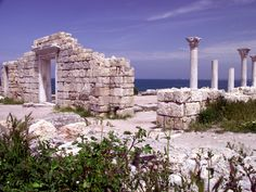 "Sevastopol, Ukraine ""Greek Ruins"""