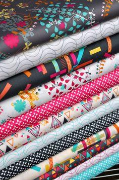 Cute fabric!