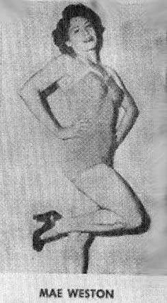 Mae Weston - Womens Wrestling