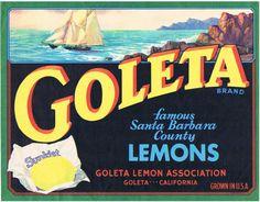 goleta the goodland - my hometown