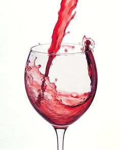Red, red wine...