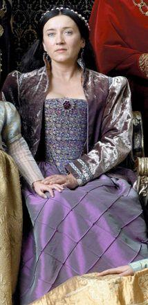 Catherine of Aragon. (The Tudors)