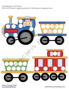 Polar Express Free Preschool Pack