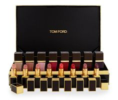 Tom Ford Limited Edition Lip and Nail Box for the Holidays!