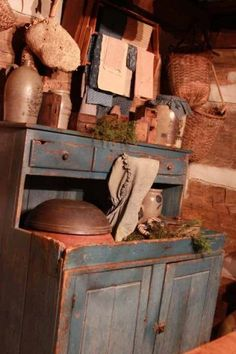 dry sink (wow Just love this)