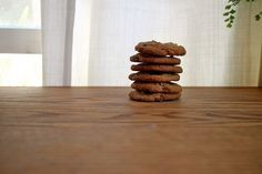 Brown Butter Chocolate Chip Cookies by joy the baker, via Flickr