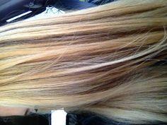 hair color, blonde