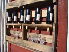 Love wine racks