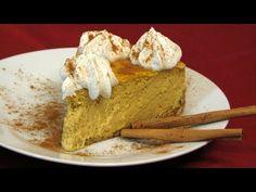 Pumpkin Spice Cheesecake -- Lynn's Recipes