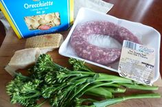pasta with sausage and broccoli » Dinner: A Love Story