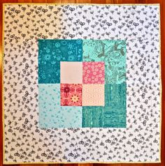 she can quilt - binding tutorial