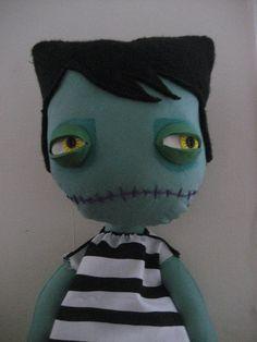 frankenstein doll