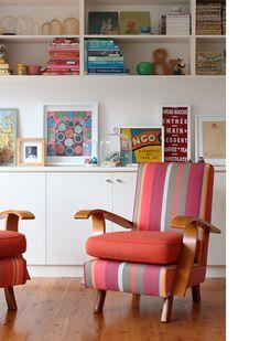 Arrange shelves