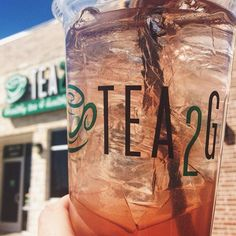 Tea2Go near the Bayl