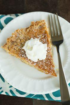 Momofuku Milk Bar Crack Pie | browneyedbaker.com #recipe