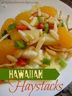 Hawaiian Haystacks - Easiest dinner ever! and EVERYONE LOVES THEM!