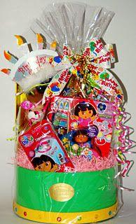100 themed gift basket ideas