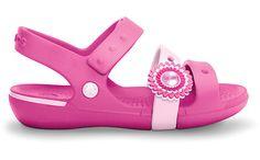 "Crocs ""Keeley"" Sandal for girls"