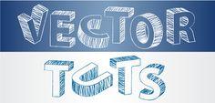 Beginner/Intermediate:  How to Create a 3D Sketch Text Effect