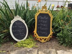 vintage mirrors, vintag mirror, paint mirror, chalkboard paint