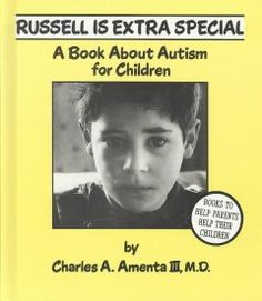 Describes the daily life, likes and dislikes, and habits of Russell Amenta, who is a happy boy despite being severely autistic.