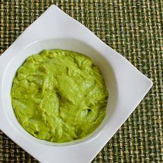 Avocado dressing, sauce, or dip