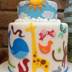 kid cakes, birthday cakes