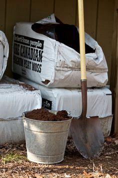 direct link, pot soil, planting herbs, homemad pot