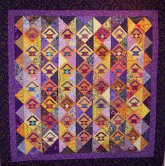 lantern, galleries, scrappi quilt, quilt block, basket quilt