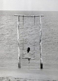 swinging seaside