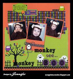 Monkey See - Monkey Boo